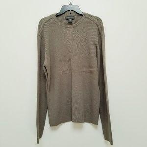 Banana Republic cotton rib knit sweater